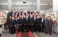 """Участники межрегионального совещания """"Нормативно-правовое обеспечение деятельности контрольно-счетных органов"""" (2010 год)<br>"""