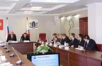 Встреча членов Сертификационной комиссии АКСОР с сотрудниками Счетной палаты Ульяновской области