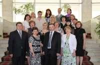Сотрудники Счётной палаты Ульяновской области<br>
